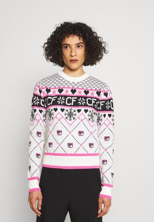 NORWAY - Pullover - winter white