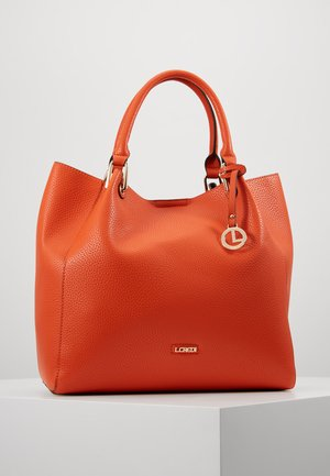 EMBER SET - Handbag - orange