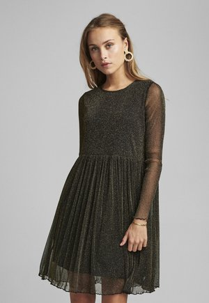 Cocktail dress / Party dress - caviar