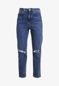 New Look Petite - MOM - Relaxed fit jeans - mid blue - 3