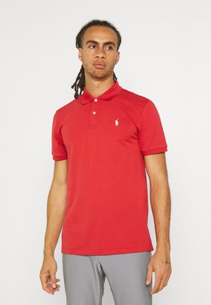 SHORT SLEEVE - Jednoduché triko - sunrise red