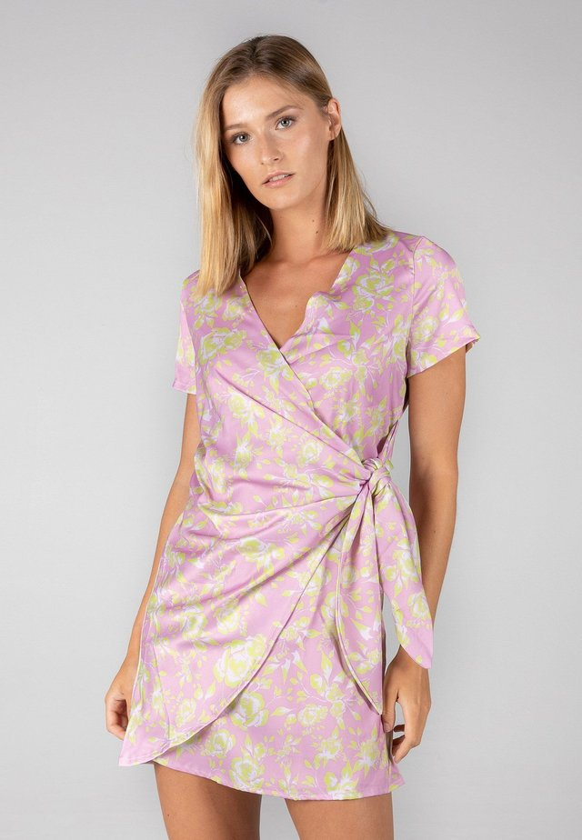 ZAHORA  - Day dress - light pink