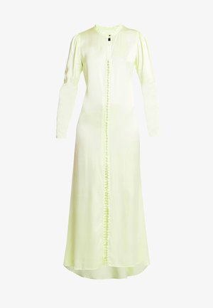 SULLY LONG DRESS - Occasion wear - pastel lime