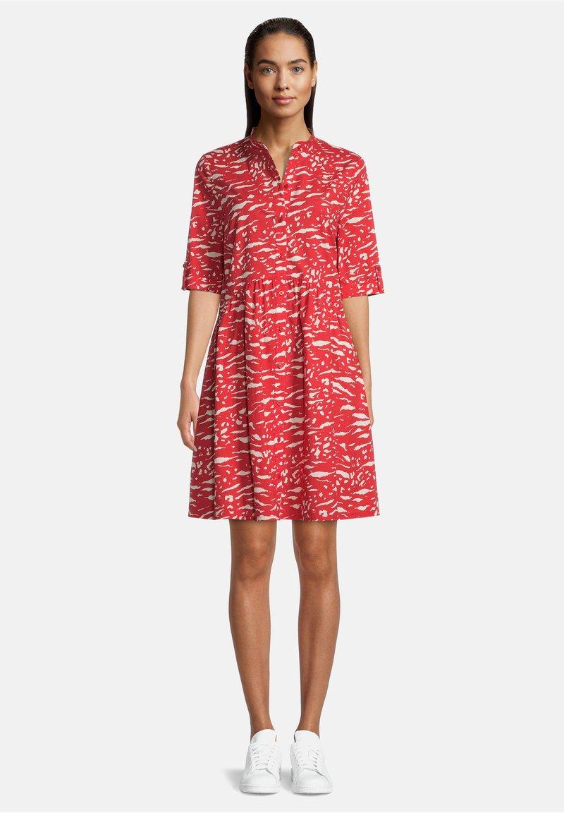 Vera Mont - Day dress - red/white