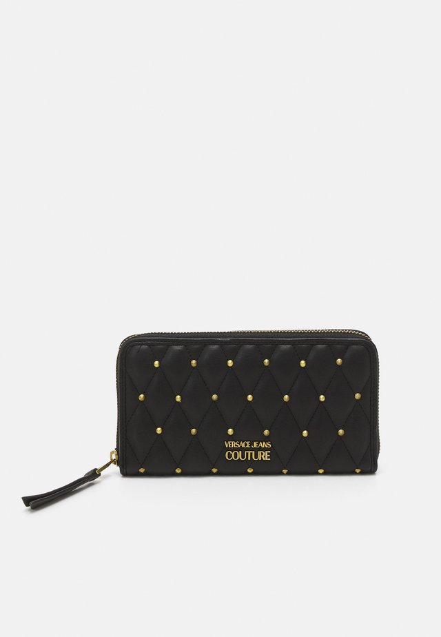 MALLORY ZIP AROUND WALLET - Monedero - nero
