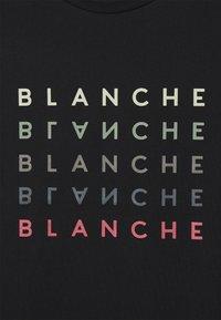 BLANCHE - MAIN LOGO LOGO - Print T-shirt - black - 2