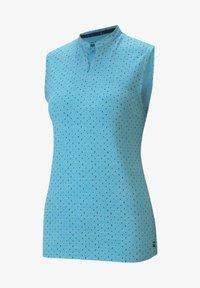 scuba blue-navy blazer