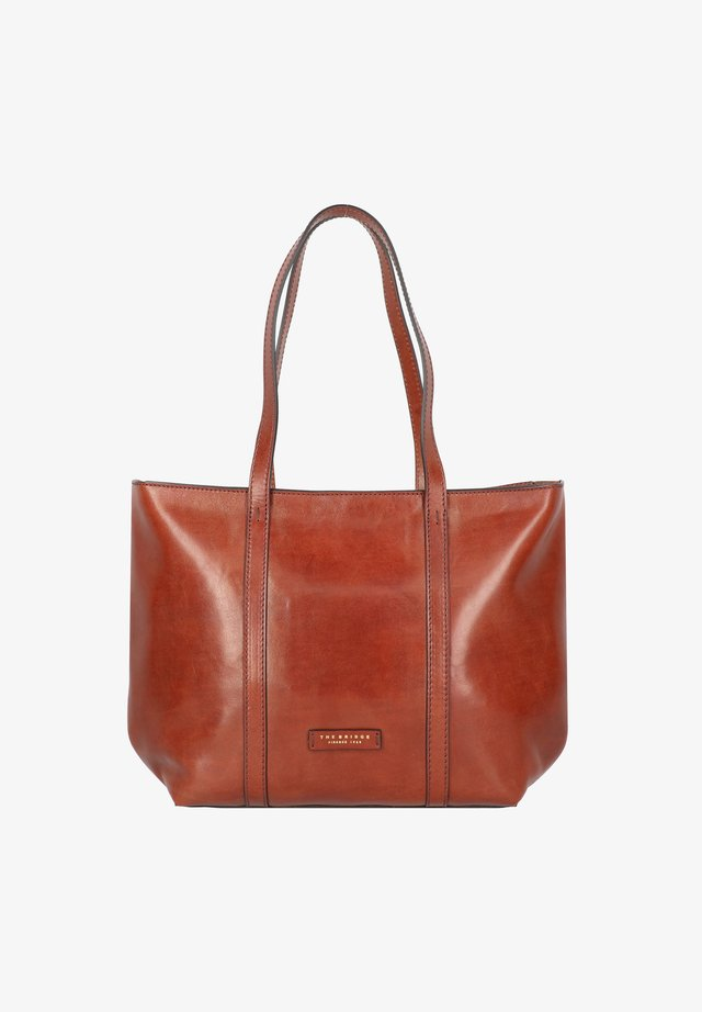 VITTORIA  - Shopping Bag - marrone