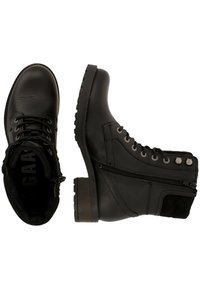 Gaastra - MARENA - Lace-up ankle boots - black - 1