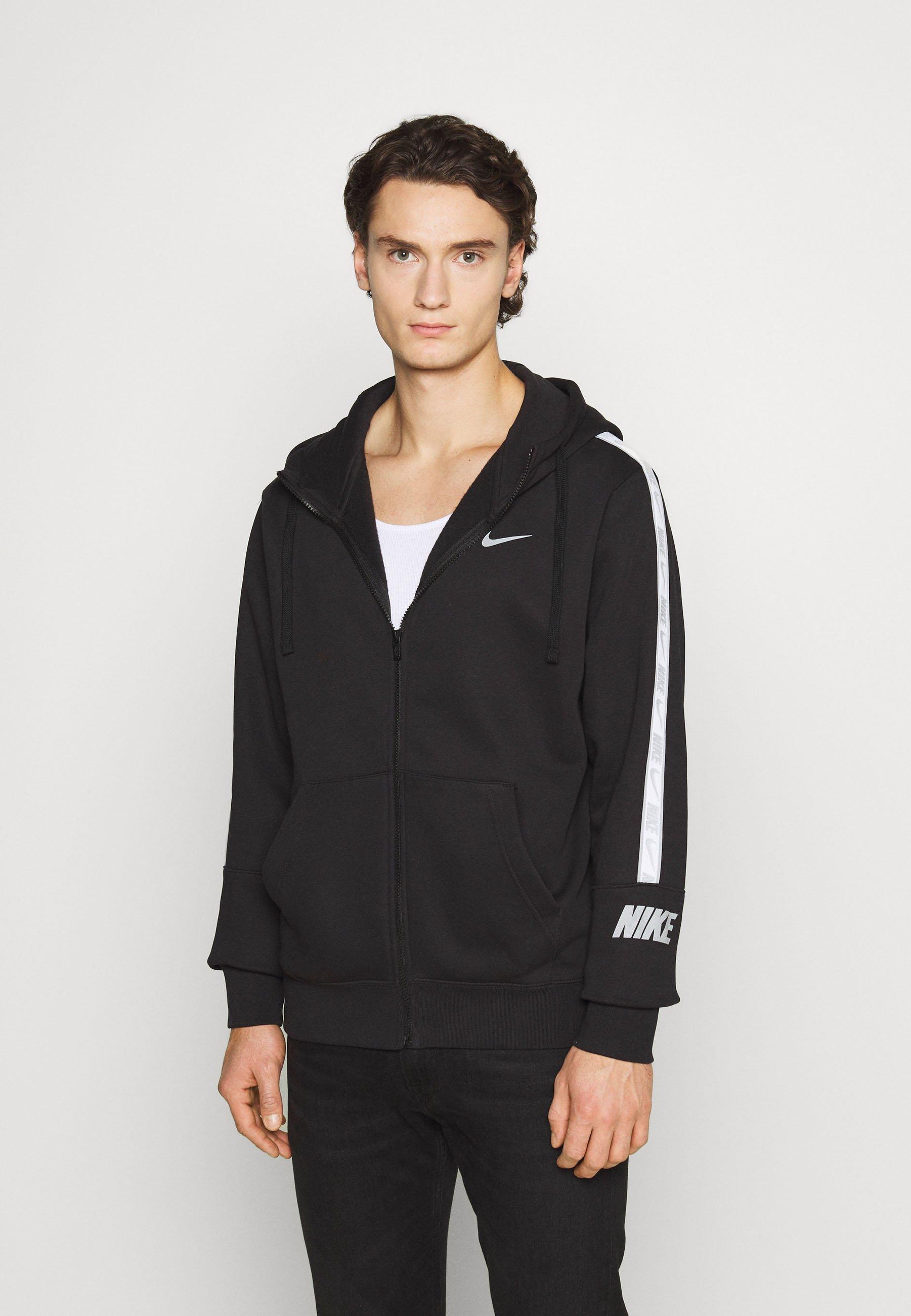 Men REPEAT HOODIE - Zip-up sweatshirt