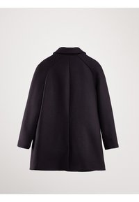 Massimo Dutti - Classic coat - dark blue - 1