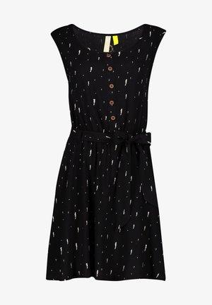 SCARLETTAK - Jersey dress - moonless