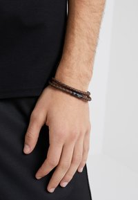 Tateossian - CHELSEA - Armband - brown - 1
