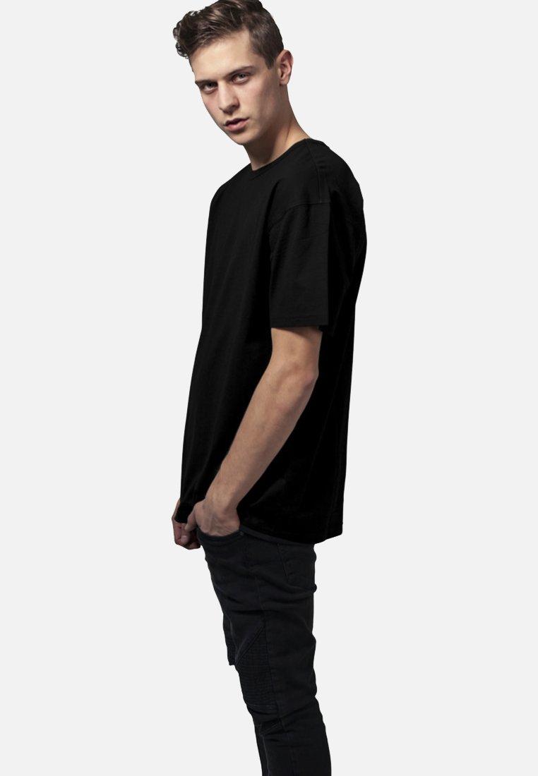 Urban Classics - T-shirts basic - black