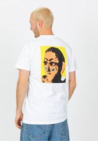 The quiet life - MARCUS - T-shirt imprimé - white - 1