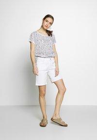Marc O'Polo - Denim shorts - white - 1