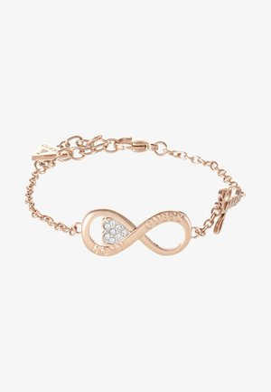ENDLESS LOVE - Armbånd - rosegold-coloured