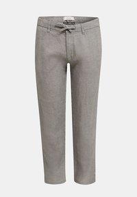 Esprit - Trousers - grey - 9