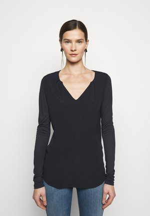 MODUGNO - Long sleeved top - navy blue