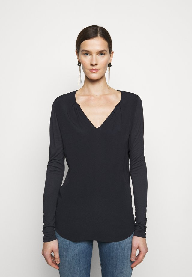 MODUGNO - Långärmad tröja - navy blue