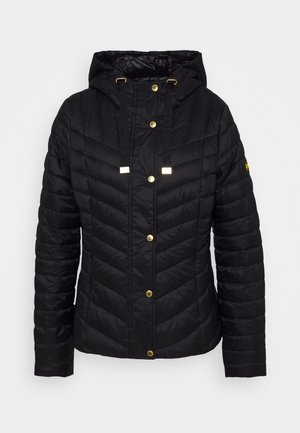 LIGHTNING QUILT - Light jacket - black