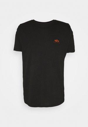 REFLECTIVE - Printtipaita - black/orange