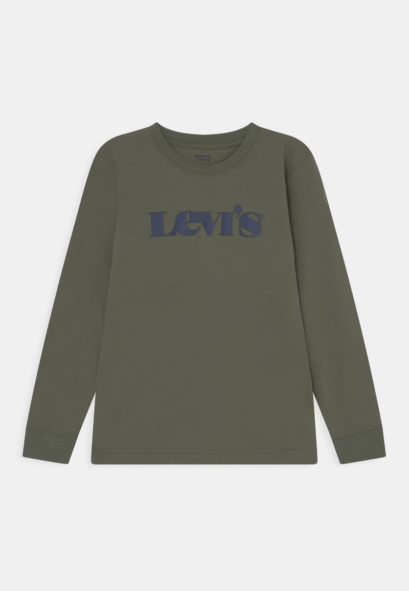 Levi's® - GRAPHIC TEE  - Maglietta a manica lunga - thyme