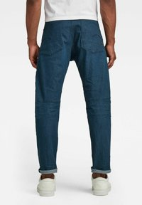 G-Star - GRIP 3D RELAXED TAPERED - Relaxed fit jeans - d raw denim - 1