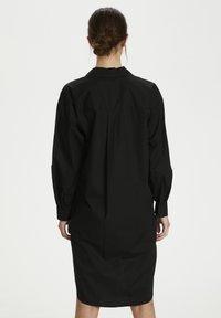Gestuz - JILAN DRESS - Shirt dress - black - 2
