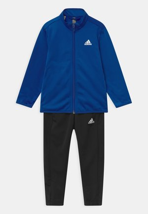 SET UNISEX - Tracksuit - team royal blue/white