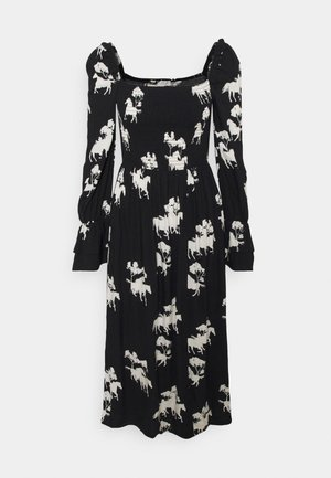 FORREST DRESS - Korte jurk - black
