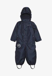 Minymo - SNOWSUIT OXFORD - Mono para la nieve - navy blazer - 4