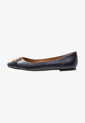 CHELSEA CAP TOE - Klassischer  Ballerina - perfect navy
