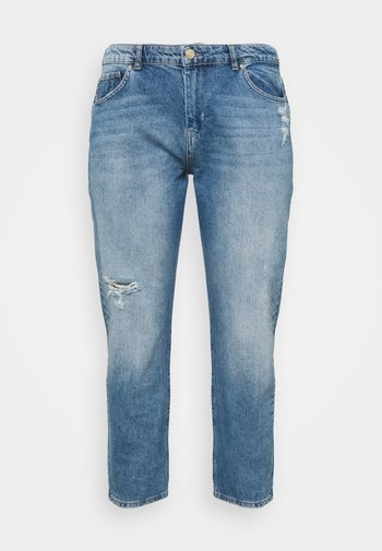 SLOUCH BOYFRIEND - Relaxed fit jeans - vintage blue