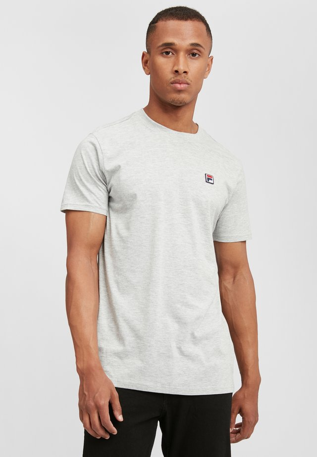SEAMUS - T-shirt basic - light grey