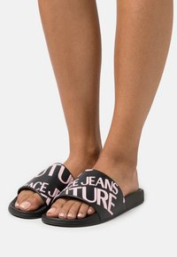 Versace Jeans Couture - Mules - black - 0
