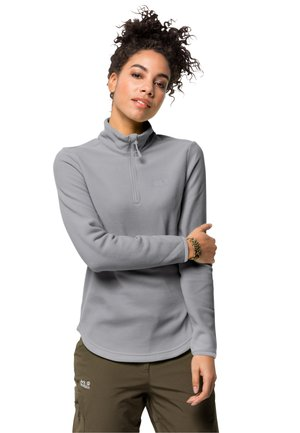 ECHO - Fleece jumper - slate grey