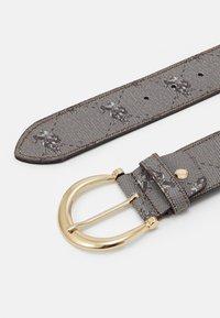 U.S. Polo Assn. - GARDENA WOMEN'S BELT - Belt - dark brown - 1
