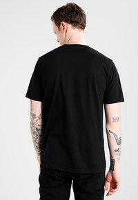 Carhartt WIP - SCRIPT - T-shirt imprimé - black/white - 2