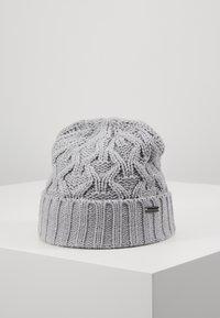 Michael Kors - CABLE CUFF HAT - Berretto - heather grey - 0