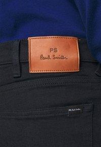 PS Paul Smith - MENS SLIMFIT - Džíny Slim Fit - black - 5