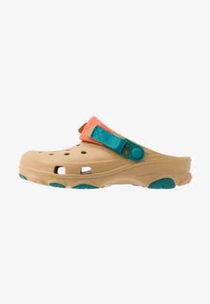 CLASSIC ALL TERRAIN  - Clogs - tan