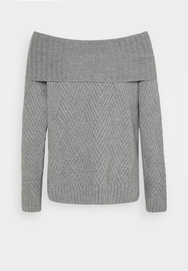 ASHLING  - Jumper - grey