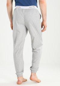 Calvin Klein Underwear - JOGGER - Pyjama bottoms - grey - 2