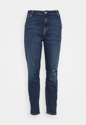 MELANY UHR - Jeans Skinny Fit - denim dark