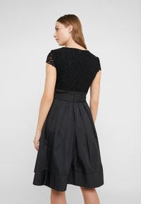 Lauren Ralph Lauren - MEMORY TAFFETA COCKTAIL DRESS - Vestido de cóctel - black - 2