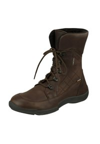 Binom - ANTONIA - Lace-up ankle boots - braun - 1