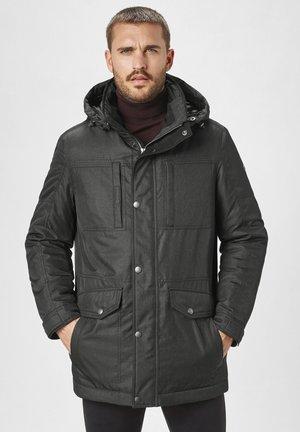 Winter coat - anthra melange