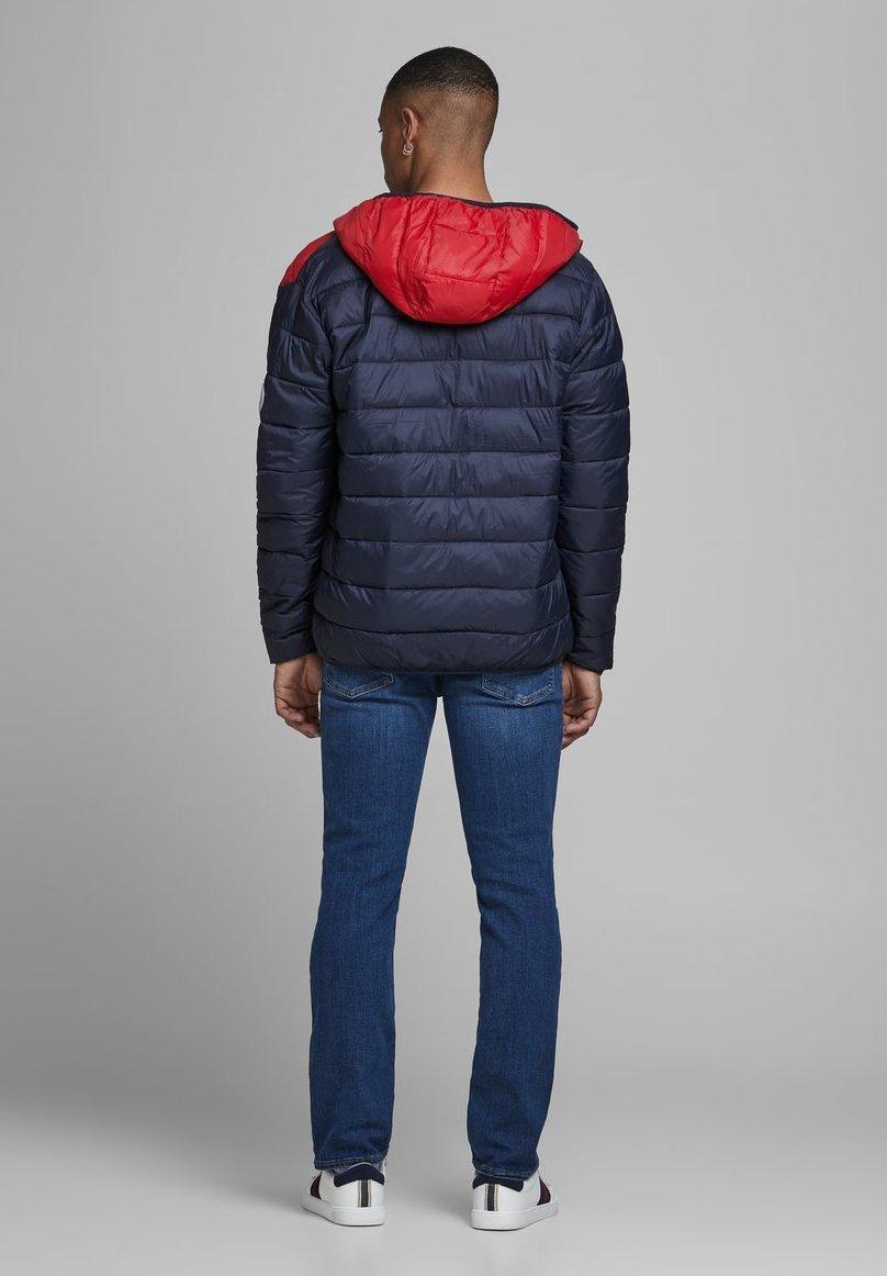 2020 New Cheapest Men's Clothing Jack & Jones Winter jacket tango red oeNxfdABg W9UUVUjKK