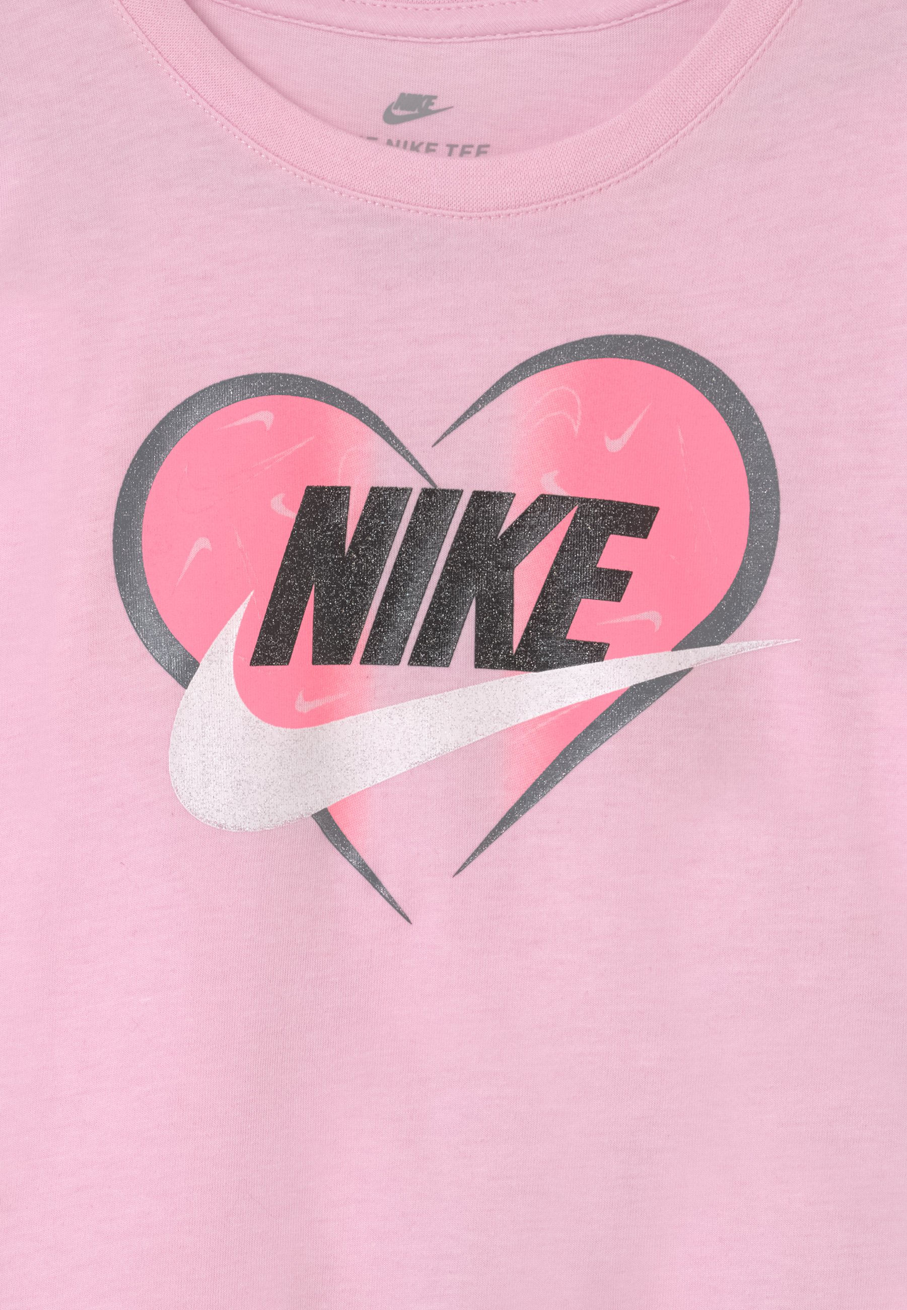 Kids SEASONAL HEART - Print T-shirt